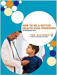 how to be a better healthcare consumer icon