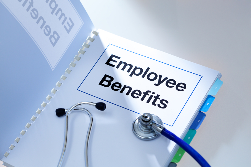 employee benefits binder