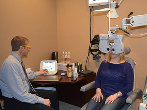 Promega eye care services