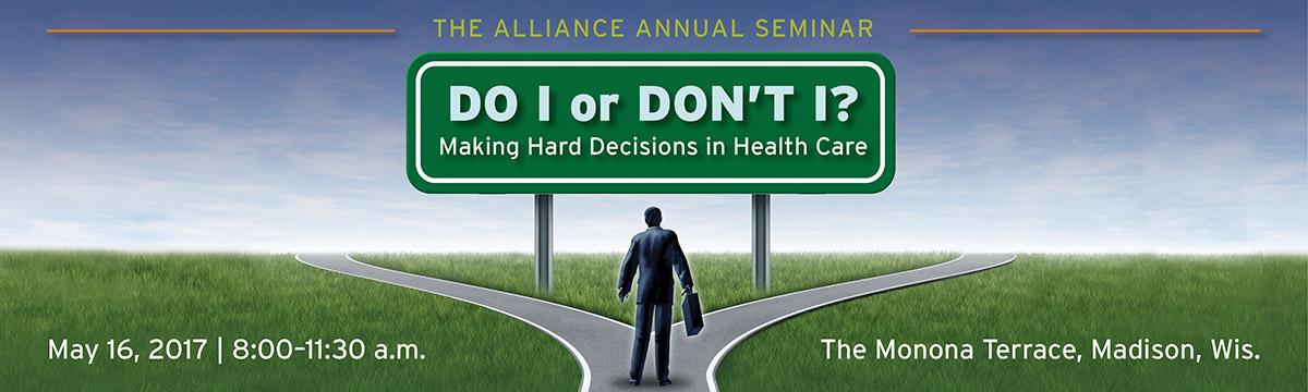 Alliance Annual Seminar 2017