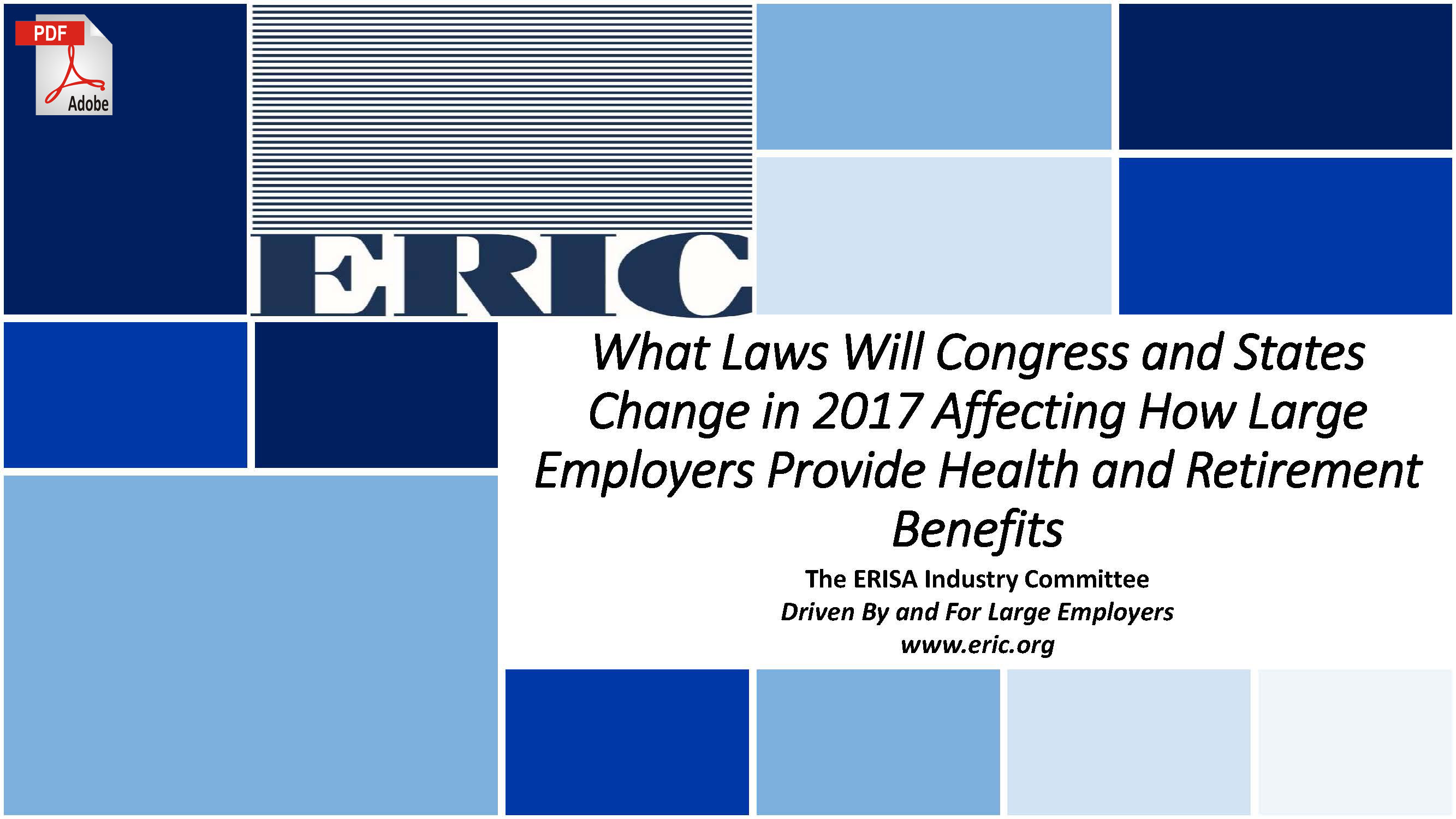 What Laws will Congress change in 2017?