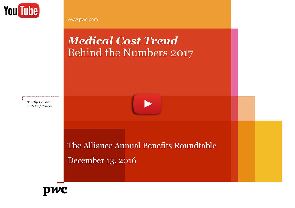 Medical Cost Trend Presentation thumbnail