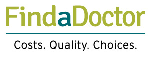 Find a Doctor logo