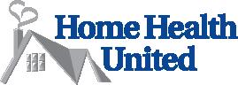 Home Health United logo
