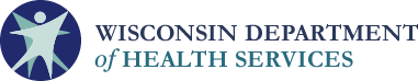 Wisconsin department of health logo