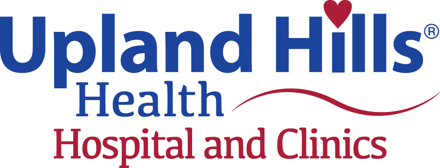 upland hills health logo