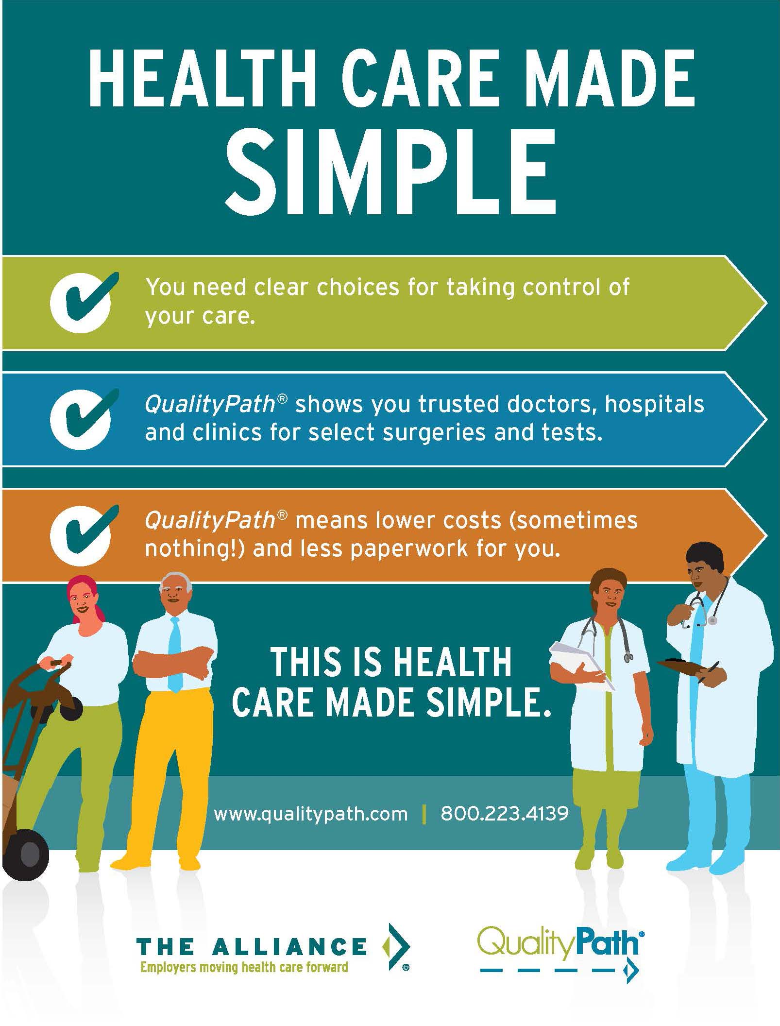 QualityPath Poster