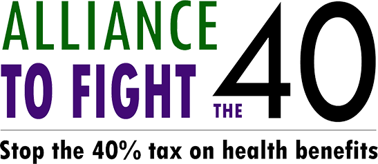 The Alliance to Fight the 40 Logo