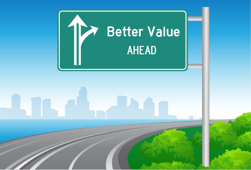 How You Can Steer to Better Value
