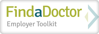 Find a Doc toolkit button