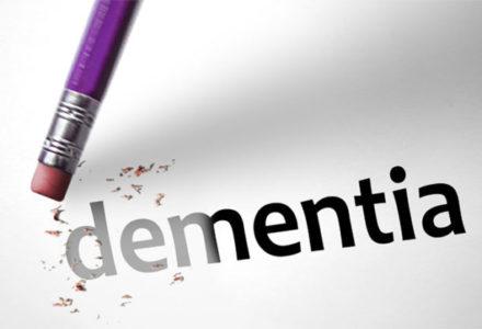 erase dementia