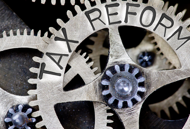 tax reform - simplify the tax code