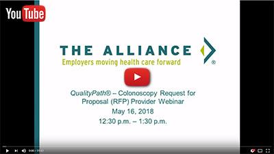 QualityPath Colonoscopy RFP Webinar