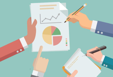 analyze charts graphs