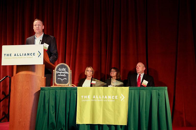 Annual Seminar - Brad Olm presenting