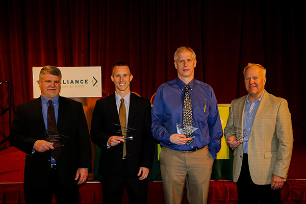 Health Transformation Award Winners 2018