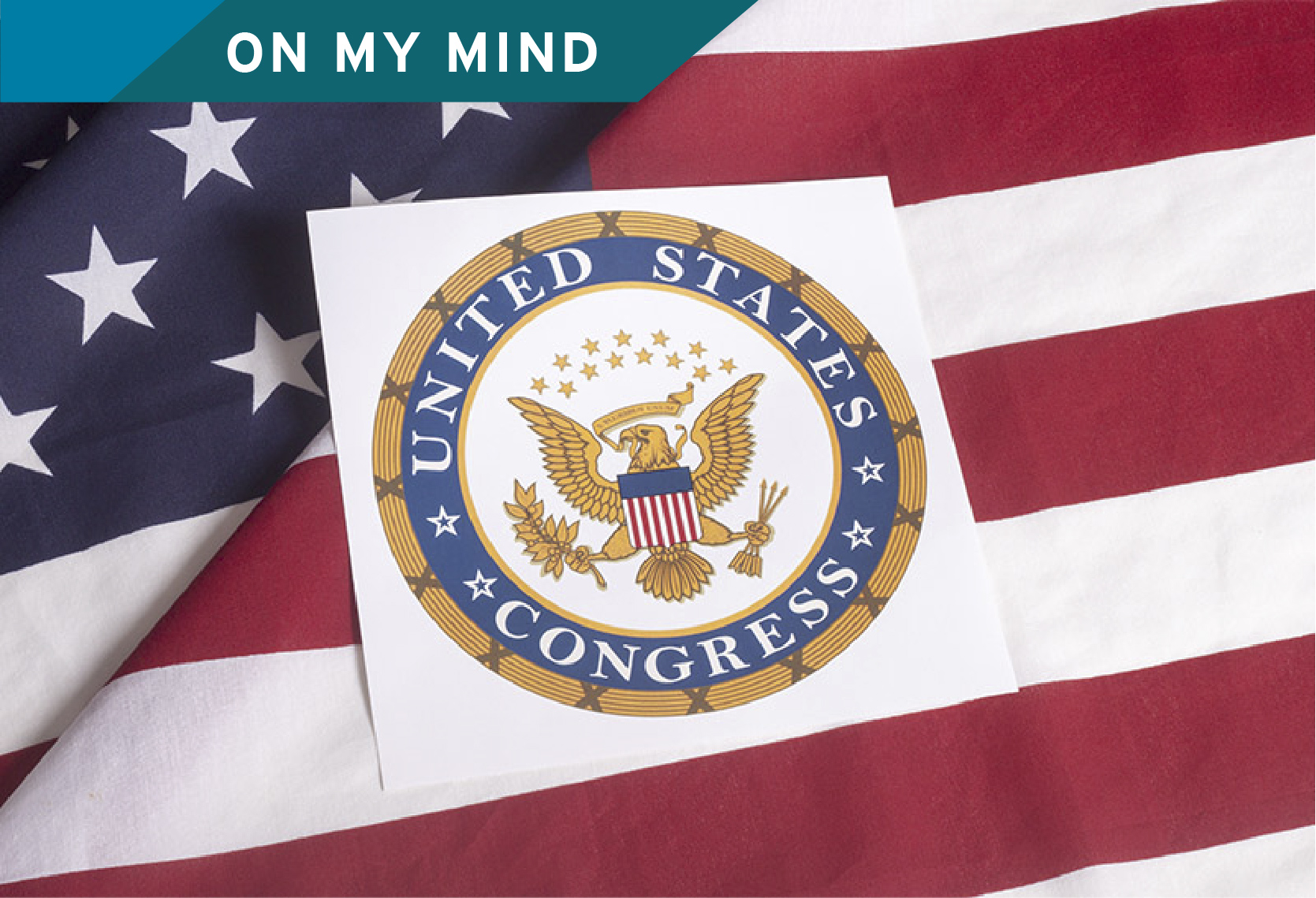 U.S. Congress- On My Mind