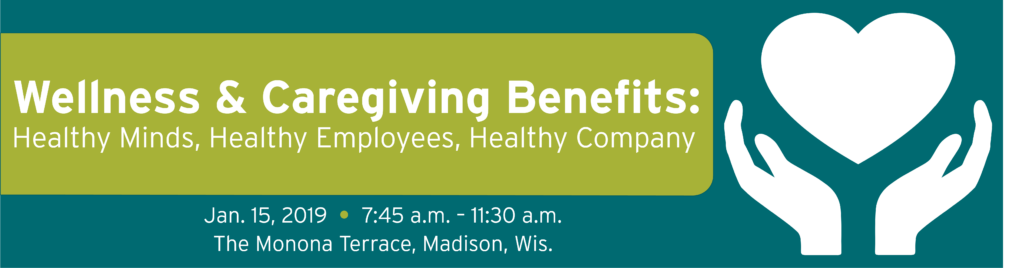 You will hear from experts in the field of wellness and benefit offerings as well as a local employer that has taken the initiative of offering this benefit that is helping tremendously with caregiving.