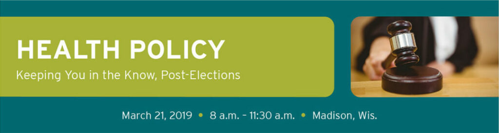 Get ready for a great lineup of health policy experts to present the latest happenings in D.C., compliance and state-level health policy issues. This event will also address the changes that employers may need to make if the Cadillac tax goes into effect.