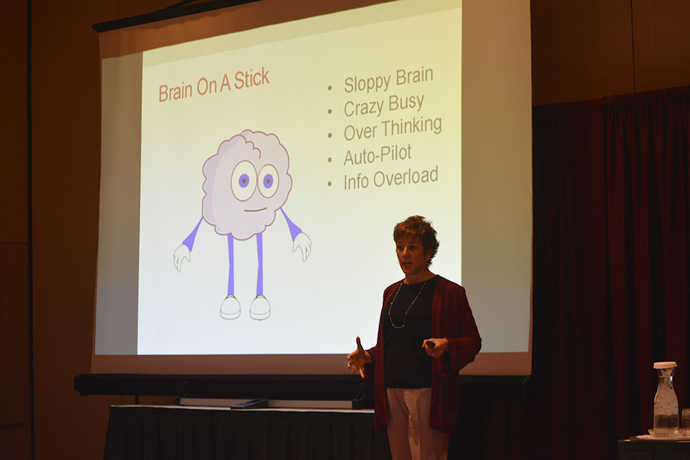 care bradley talks on well-being