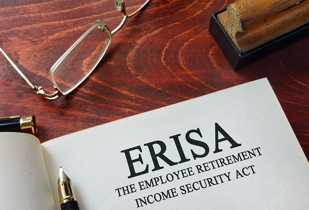 ERISA the employee retirement income security act