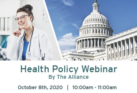Recap: Health Policy Webinar by The Alliance