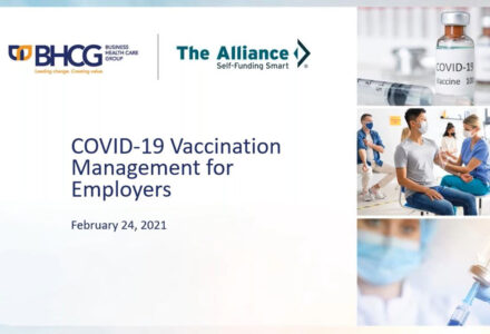 COVID-19 Vaccination Management For Employers: Webinar Recap