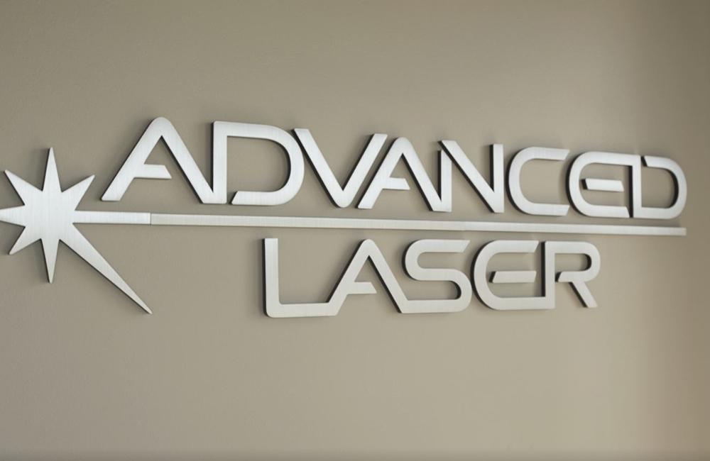 Advanced Laser Logo