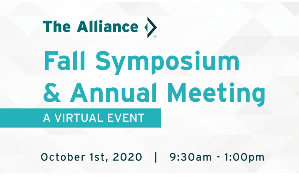 Fall Symposium details