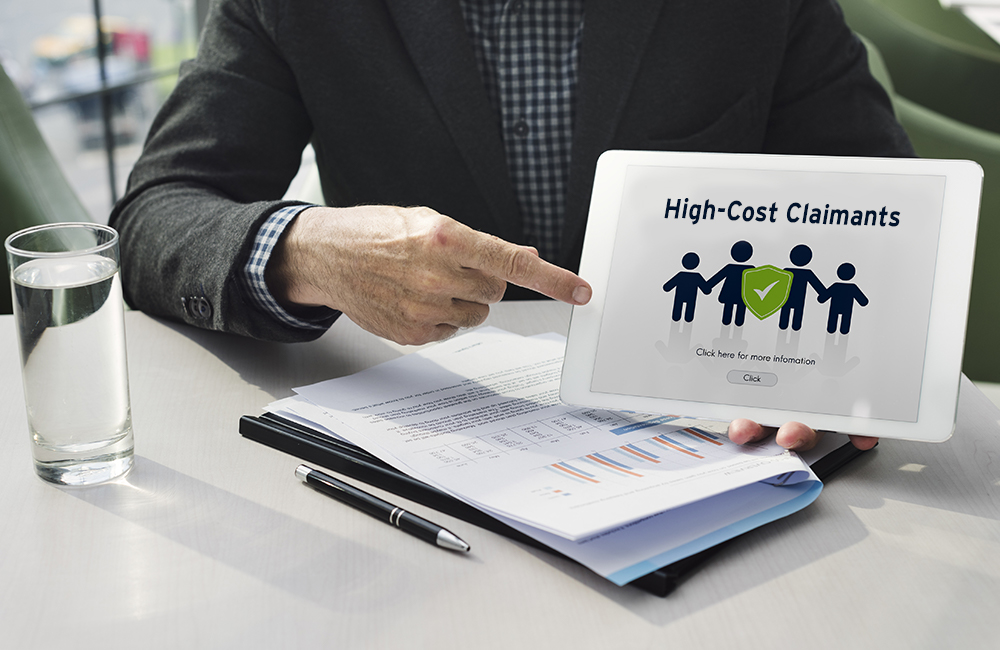 High-cost claimants