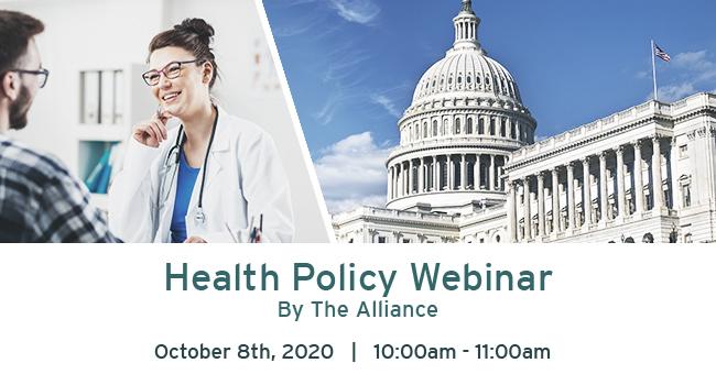 Health Policy Webinar 2020 details