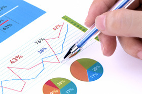 analyzing data