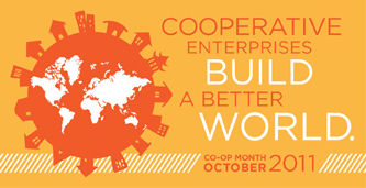 National Co-op Month