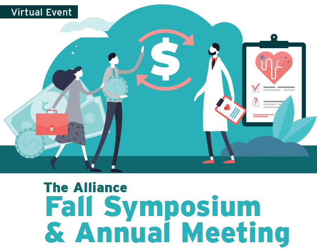 Virtual Event: The Alliance Self-Funding Smart Fall Symposium & Annual Meeting