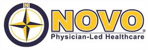 NOVO Physician-Led Healthcare Logo