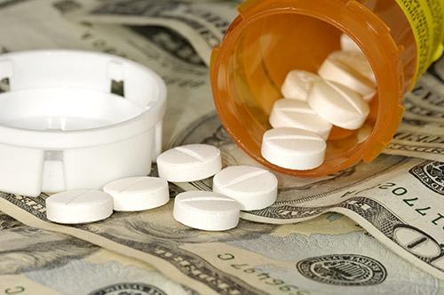 Pills on Money