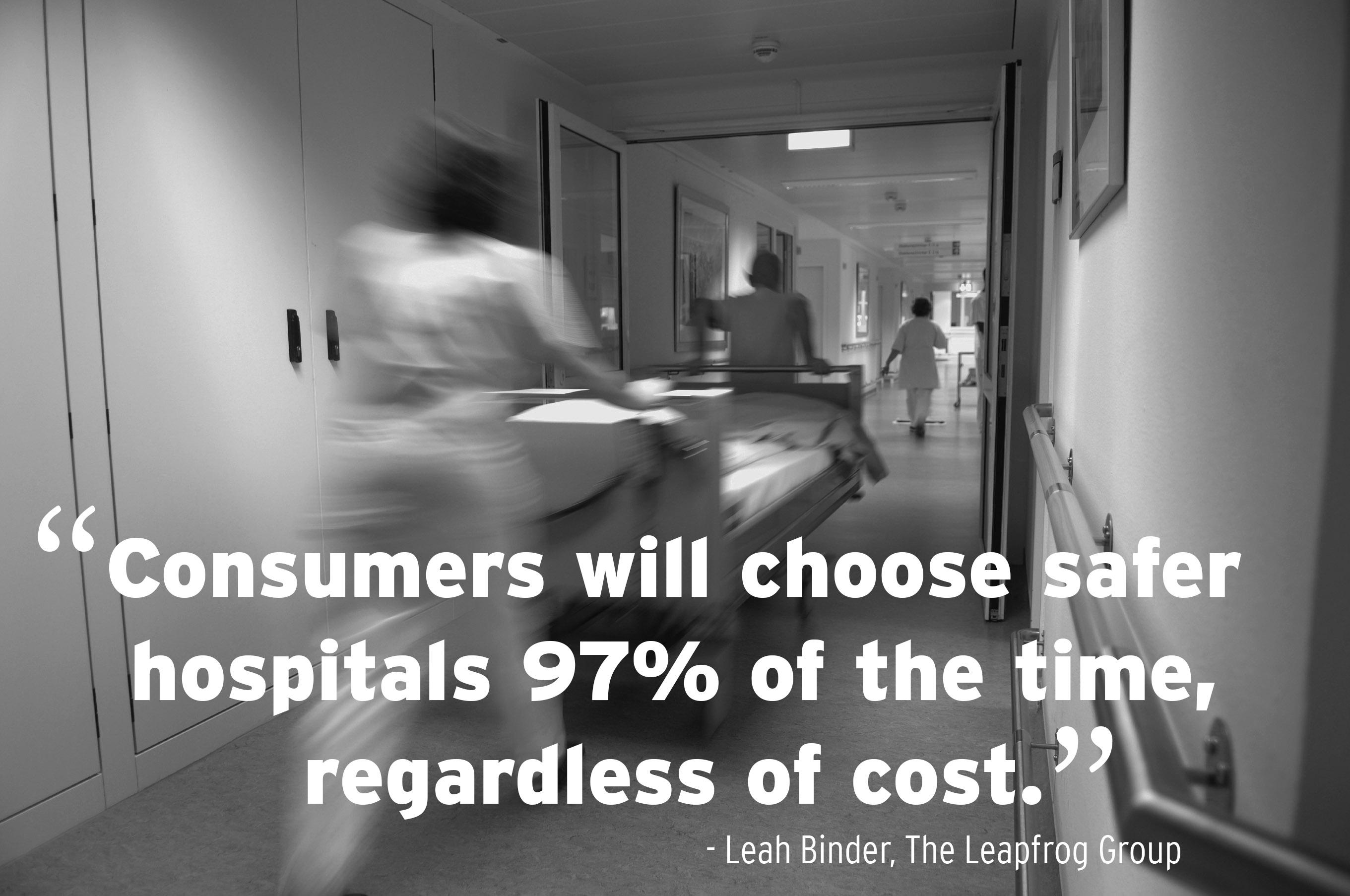 hospital quote