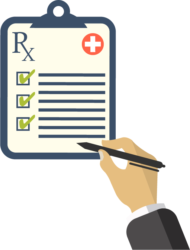 signing rx form